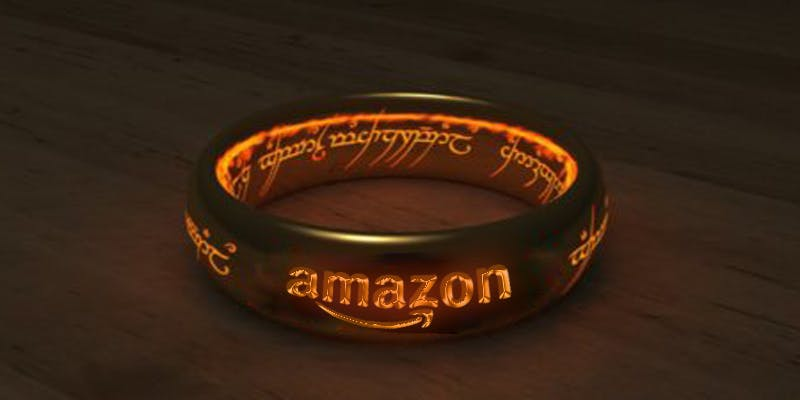 Amazonovo putešestvije kroz fantastiku