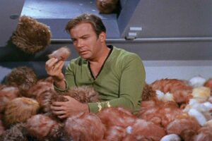 """""""The Trouble with the Tribbles"""" – Star Trek: Original Series"""