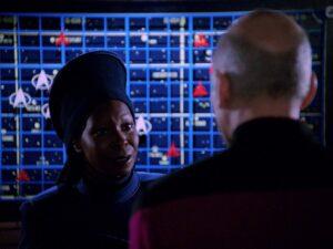 """Yesterday's Enterprise"" – Star Trek: The Next Generation"