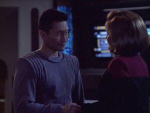 """""""Blink of an Eye"""" – Star Trek: Voyager"""