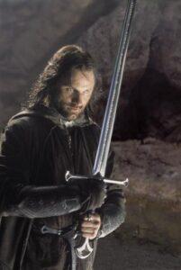 Anduril - Mač Aragorna