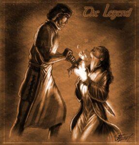 Azor Ahai ubija Nisa Nisu Svetlonoscem