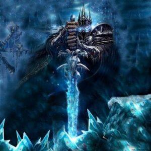 Frostmorn - Mač Kralja Liča