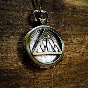 Harry Potter Relikvije Smrti džepni sat