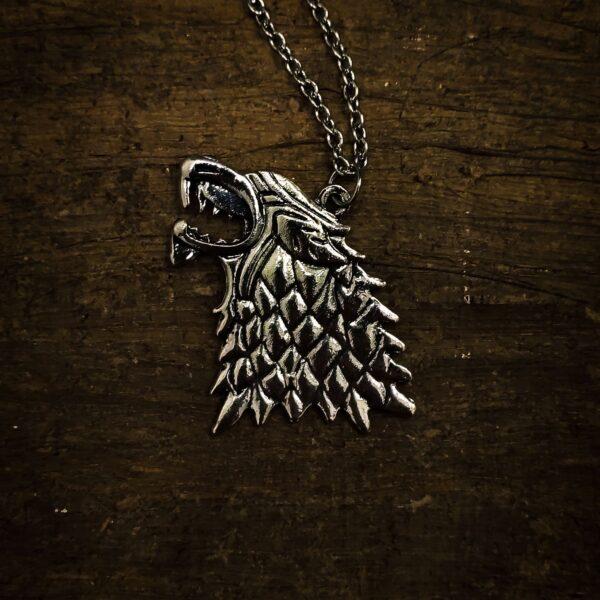 Game of Thrones Stark Ogrlica