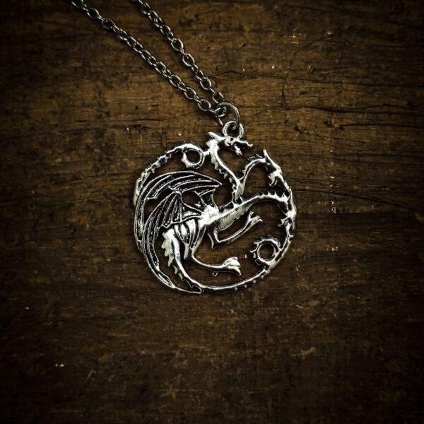 Game of Thrones Targaryen Ogrlica