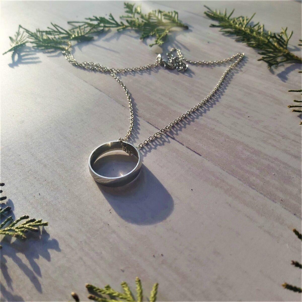 Prsten moci srebrni 3