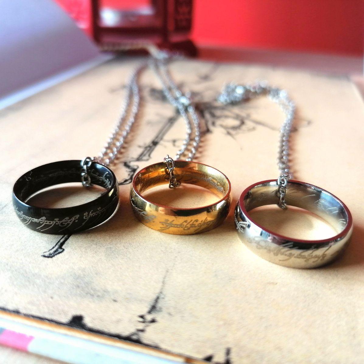 Gospodar prstenova Poklon Prstenje Set