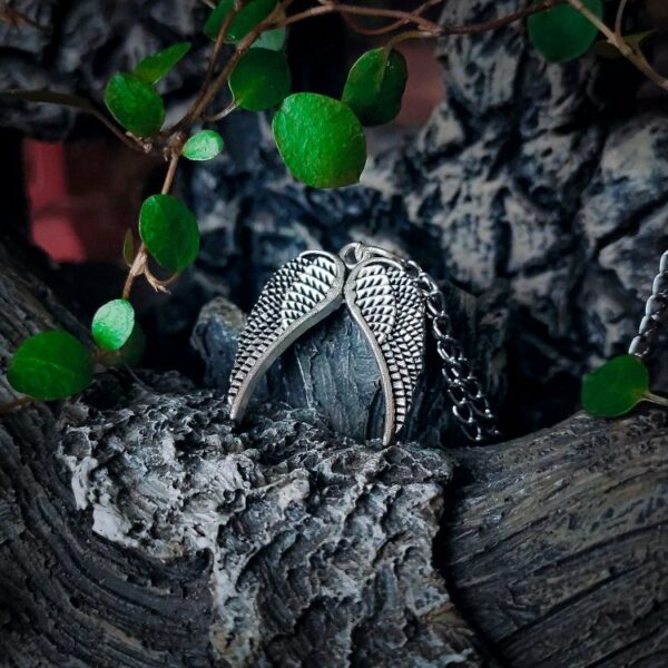 Krila andjela ogrlica Witchcraft 2