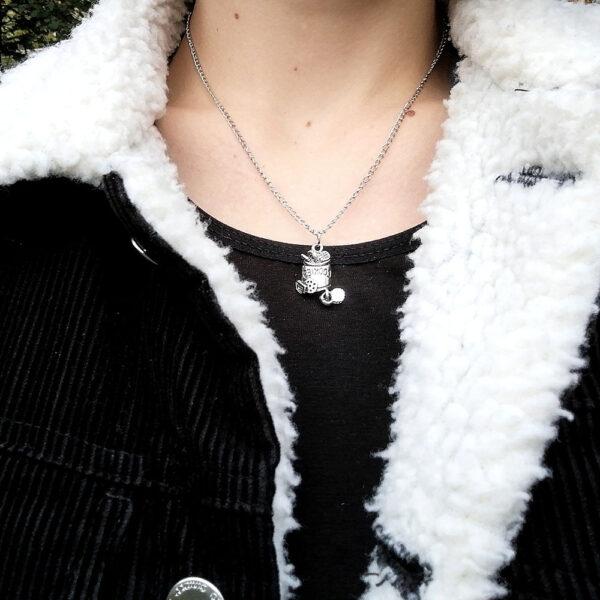 Kolačić ogrlica Witchcraft