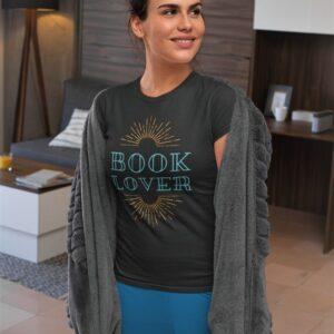Book lover majica