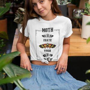 Mothivate yourself Majica