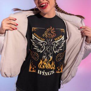 Spread your wings majica