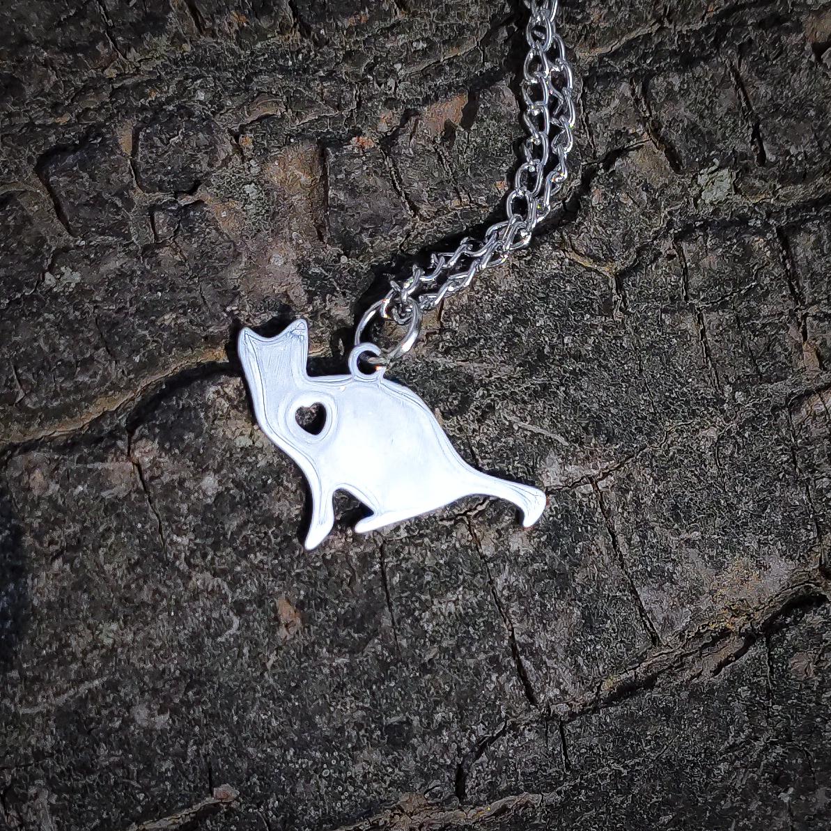 Nocturnal Mačka ogrlica Witchcraft