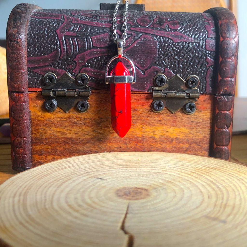 Crveni Haulit Magičan kamen