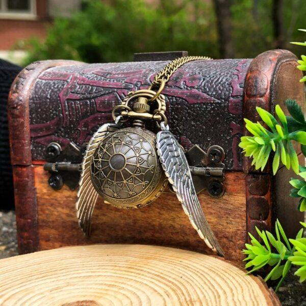 Harry Potter Zlatna Skrivalica Džepni sat