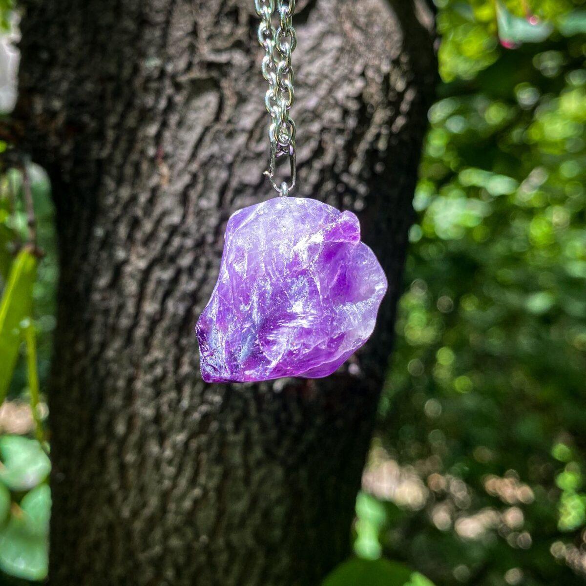 Grumen Ametist Magičan kamen