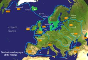 Ekspanzija vikinga